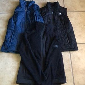North Face Lot